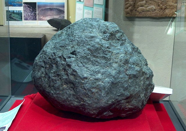 Энсисгеймский метеорит