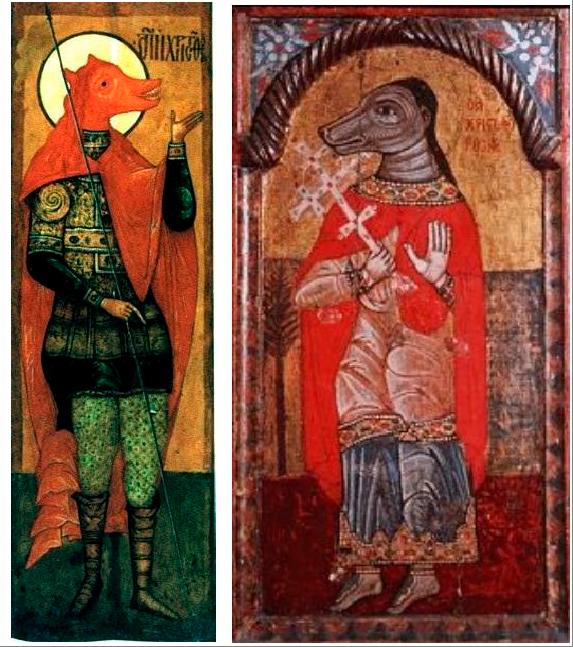 икона из Чудова монастыря