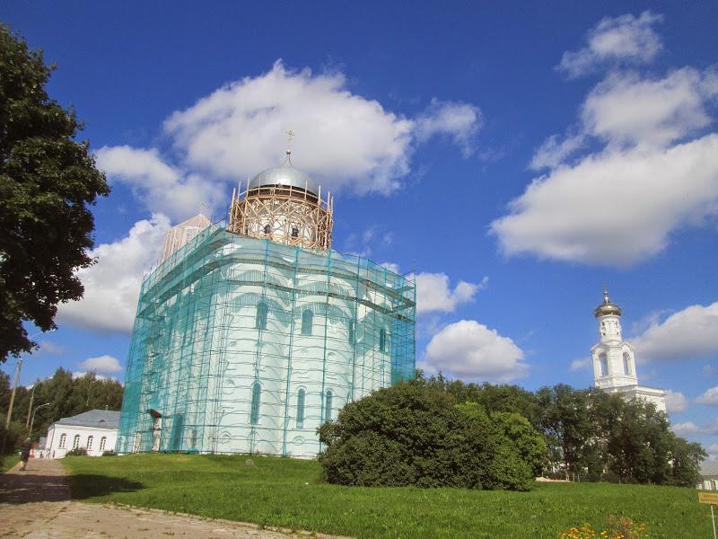 Занесенные храмы