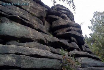 Шарташ. Каменные палатки