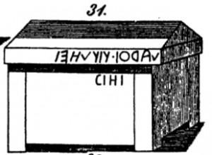 Дешифровка этрусской письменности