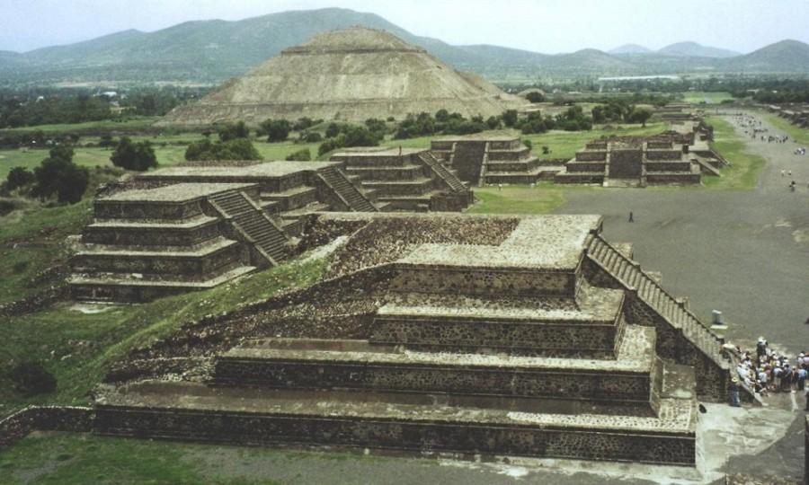 пирамиды тайна