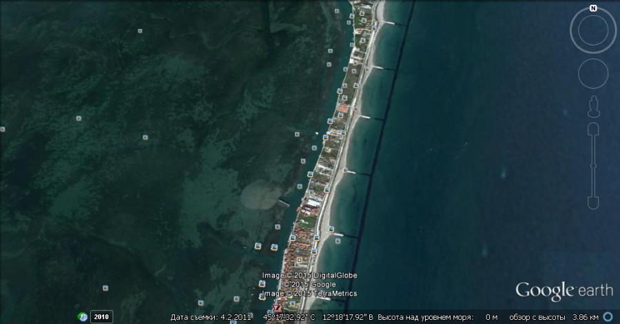 венеция карта