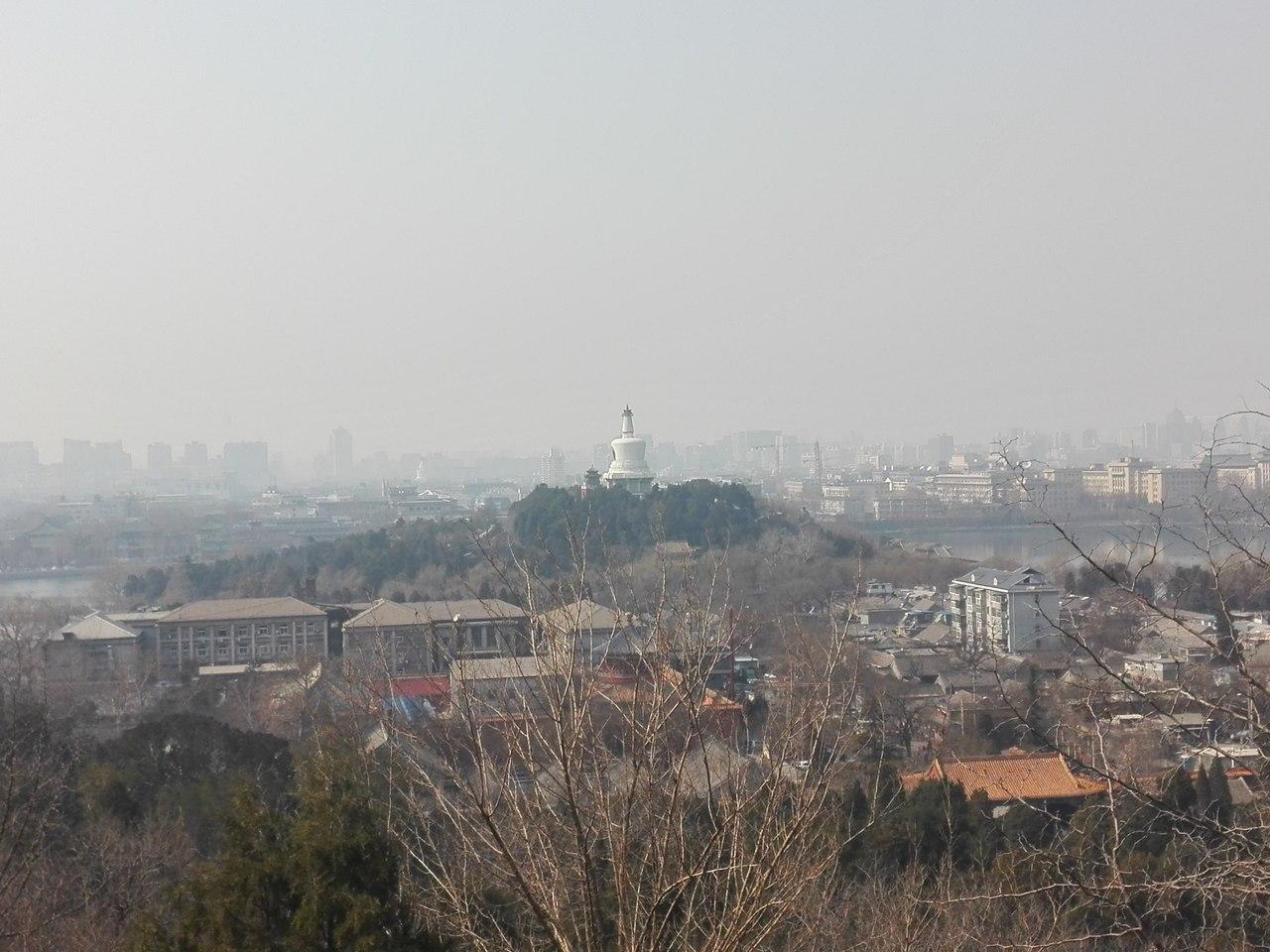 Древние карьеры Пекина