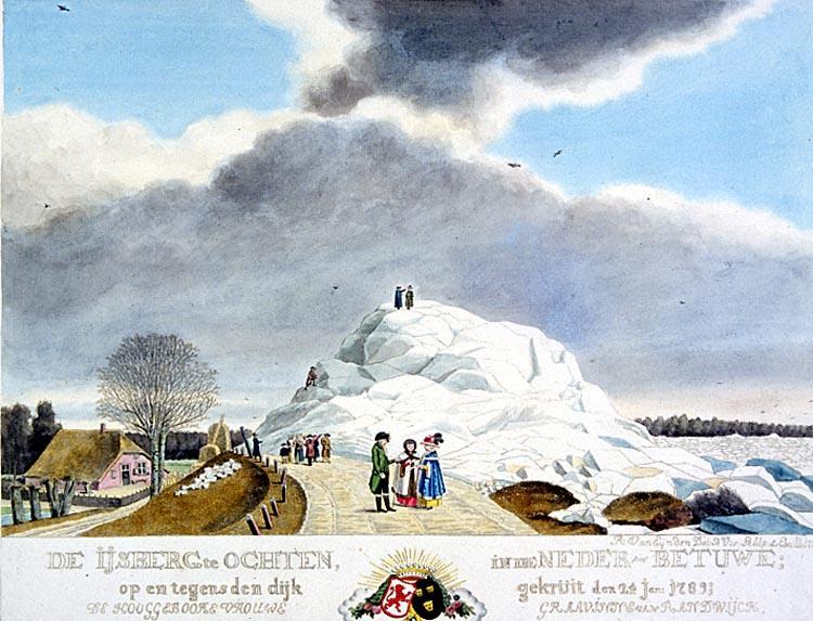 Нидерланды 1789