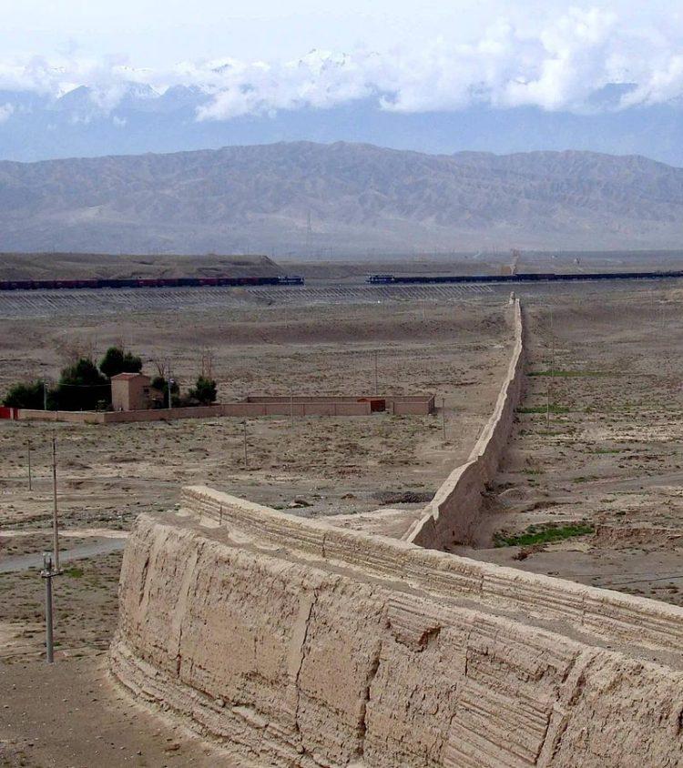 Стена династии Мин