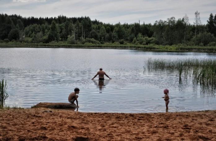 Озеро Тиглицкое