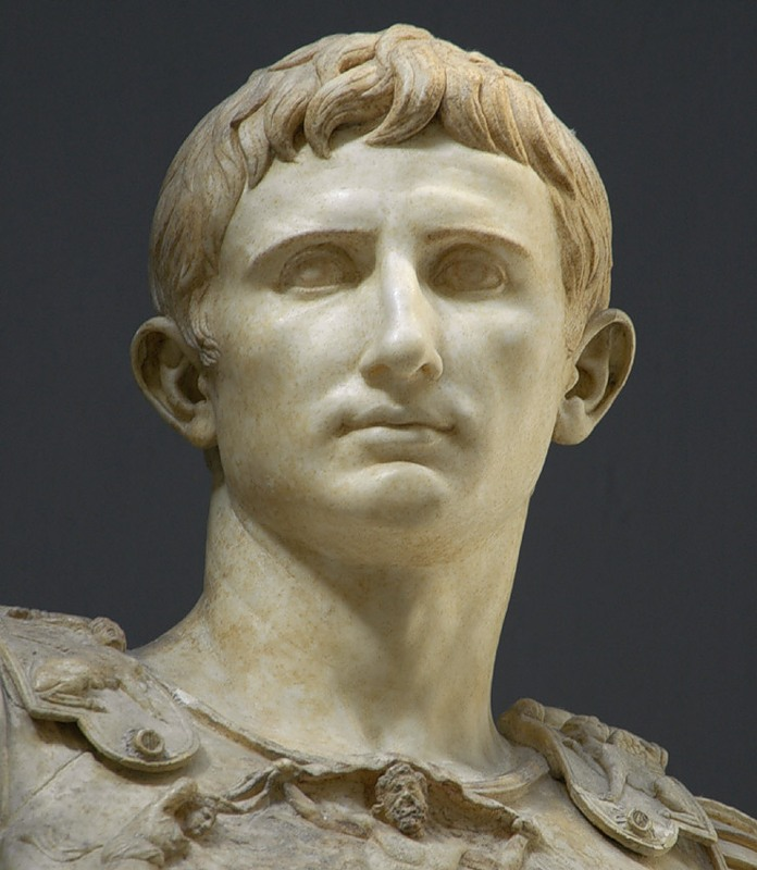 Царь Август