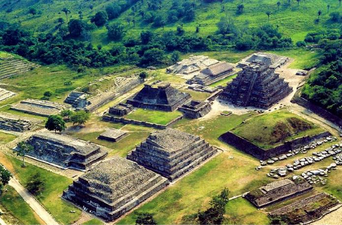 насыпные пирамиды