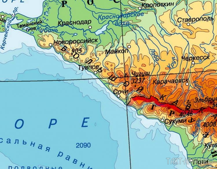 Потоп 18 века. Затонувшие  города в Северном Причерноморье Elena Topsida