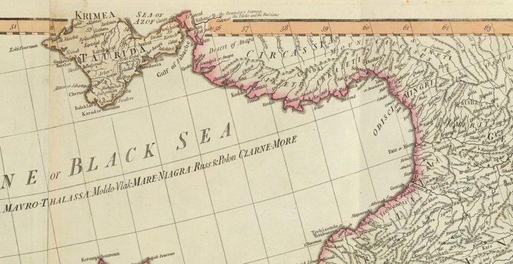 Потоп 18 века