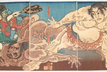 история сумо