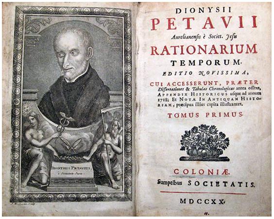 Диони́сий Пета́виус (Пета́вий, Дени́ Пето́) (1583-1652)