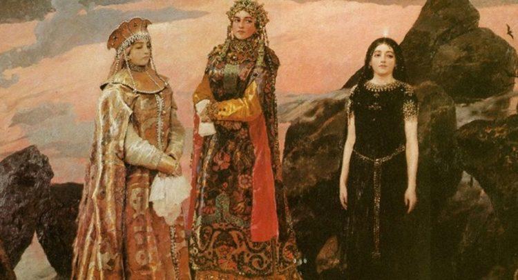 Леля, Жива и Мара