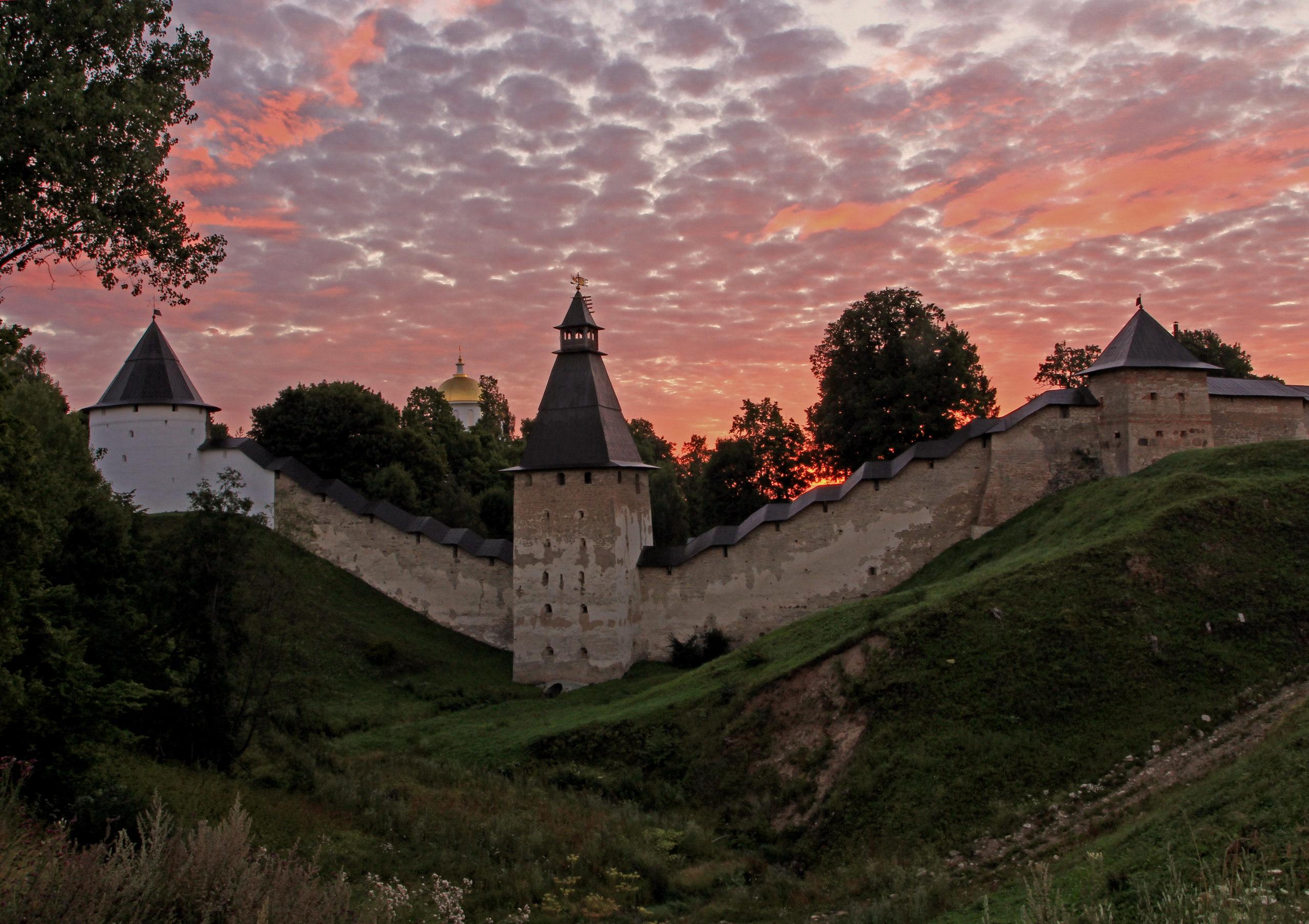 Печорская крепость