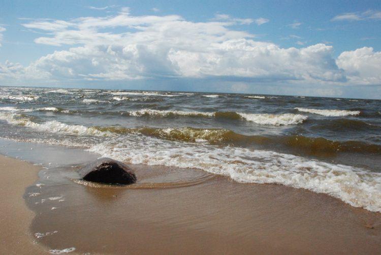 Чудьское море