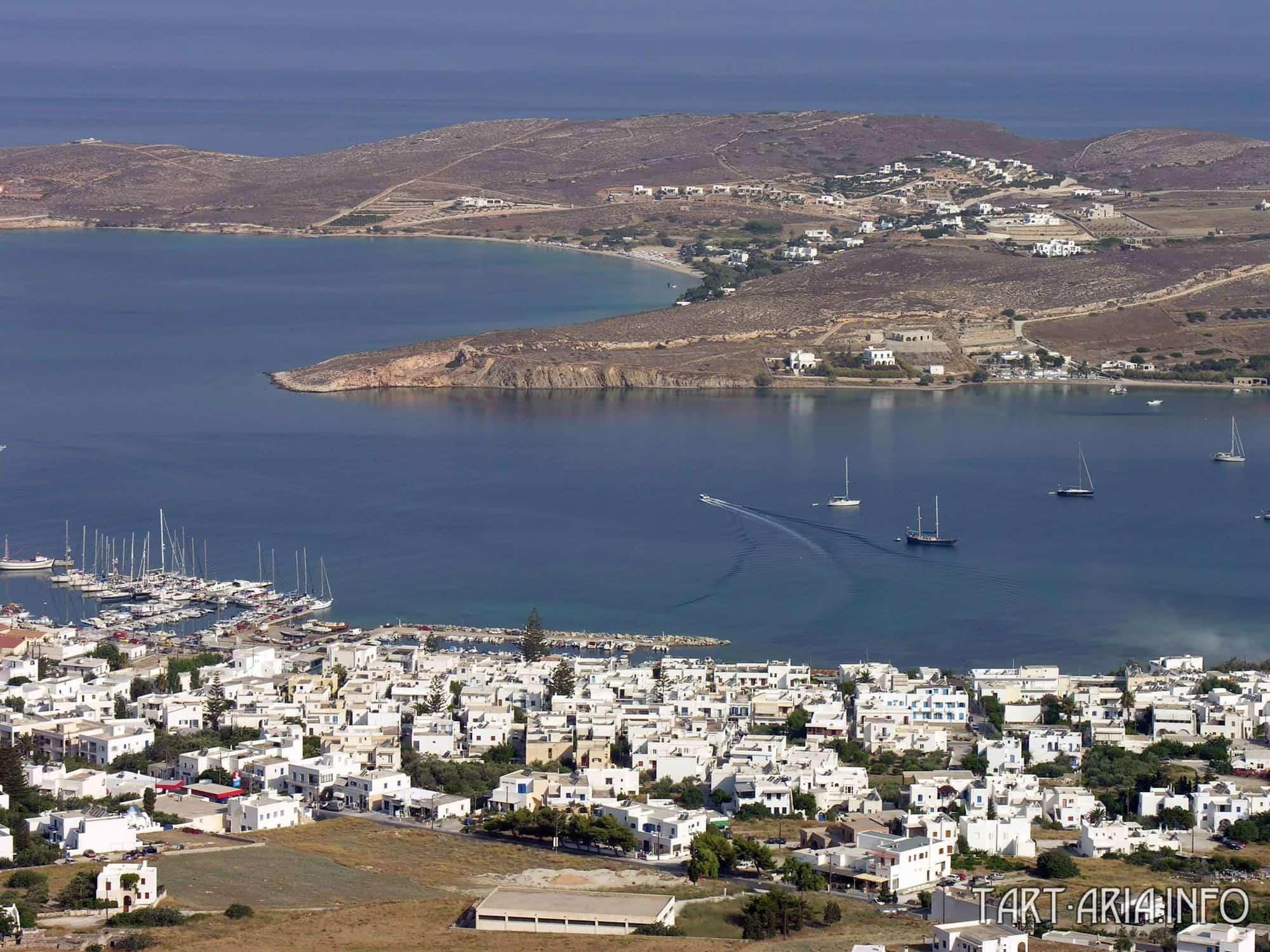 Остров Парос. Греция.