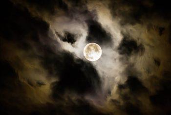 Луна. Перемышлин Александр