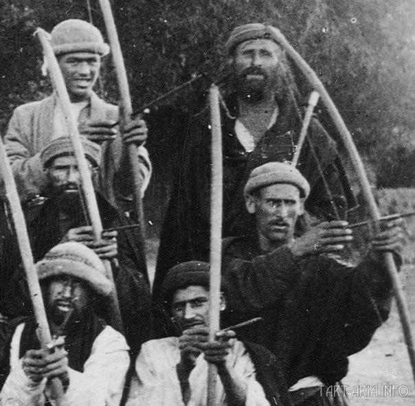 Нуристанцы 1890