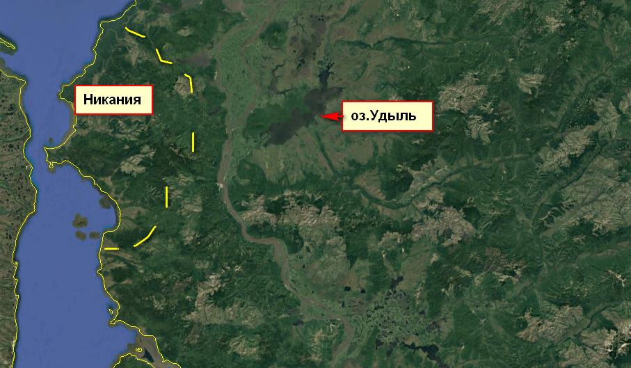 В поисках Никанского царства kadykchanskiy