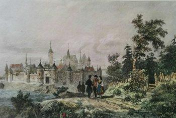 Старый Смоленск 1611