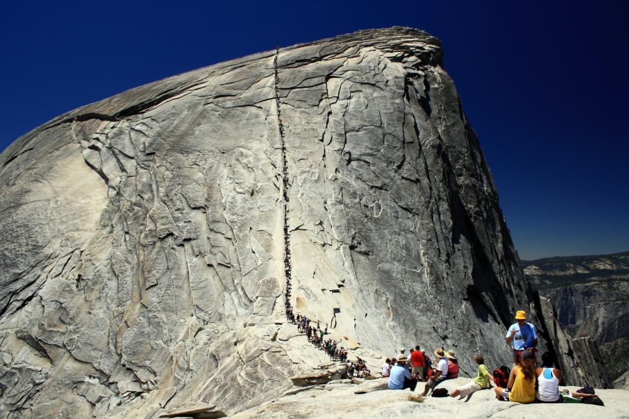 Национальный парк Йосемити, США.