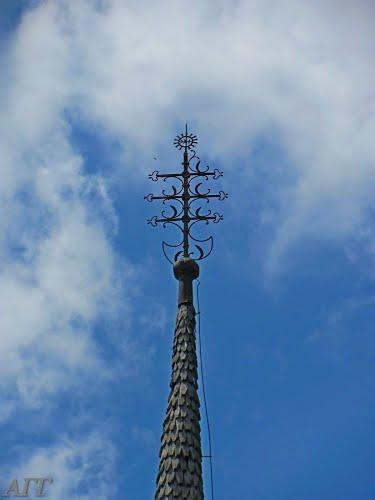 древний крест