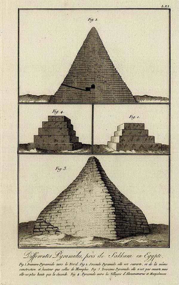 Из книги Фредерика Нордена 1737г.