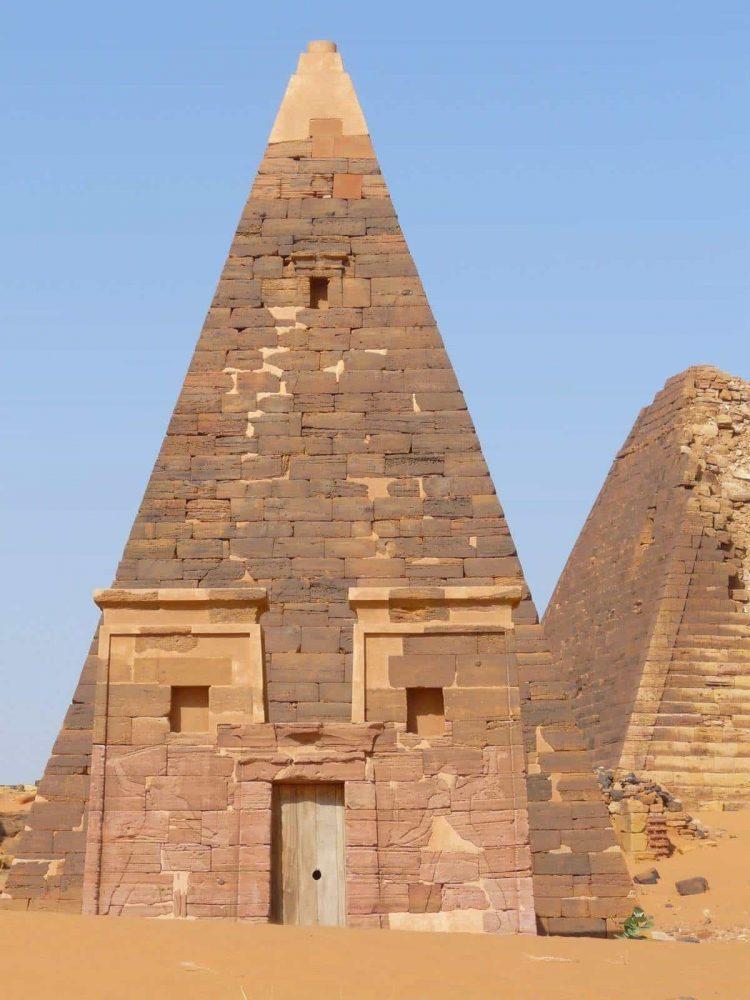 Пирамиды Нубии.