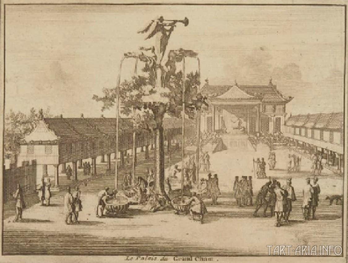Дворец Дворец Великого Хана