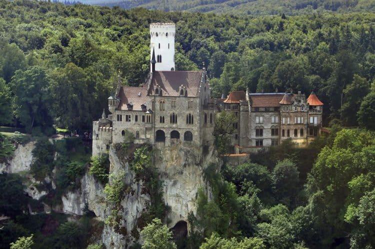германский замок