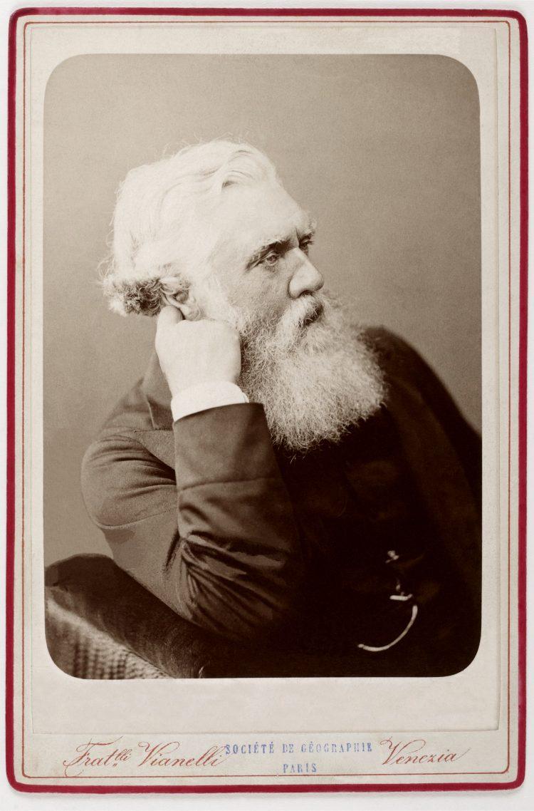Остин Генри Лэйард (Austen Henry Layard), 1817-1894гг.