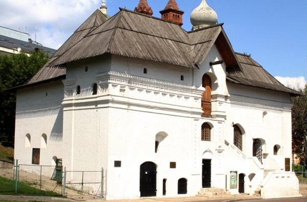 Палата старого Английского двора в Москве