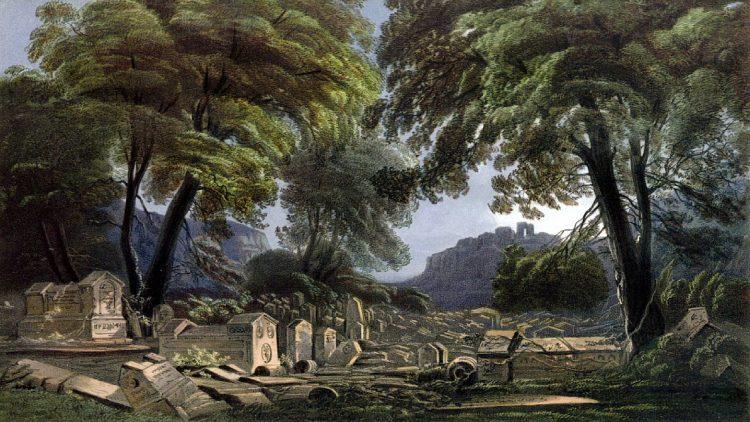 Karaimský hřbitov