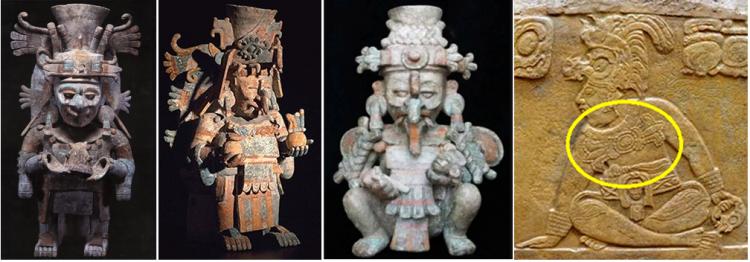 майя и ацтеки