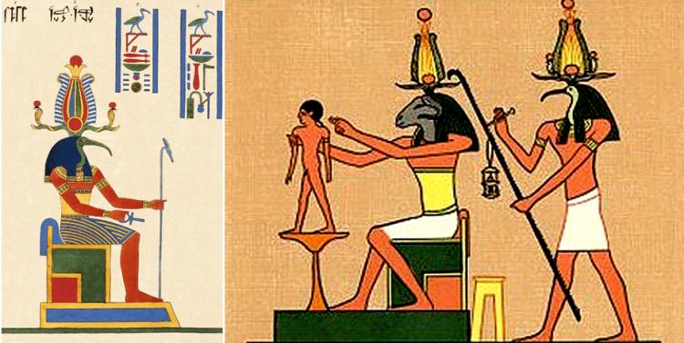 Атеф фараонов