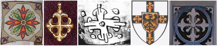 кресты разные