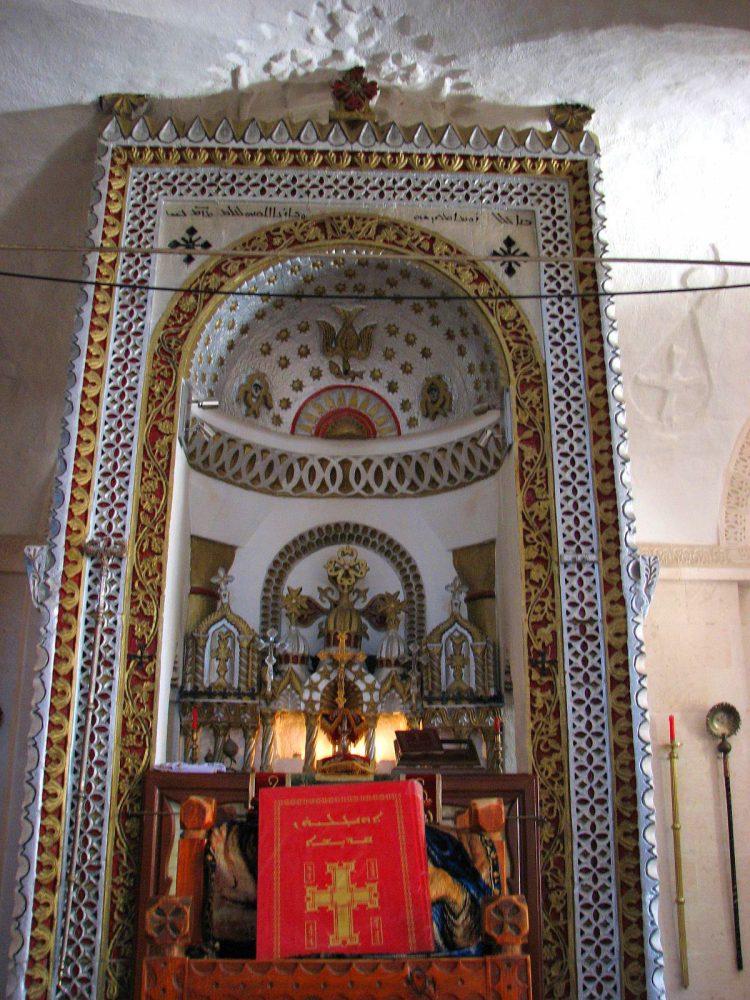 шафрановый монастырь