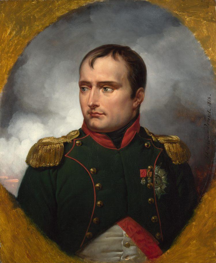 Император Наполеон I. Эмиль-Жан-Орас Верне. Лондонская национальная галерея