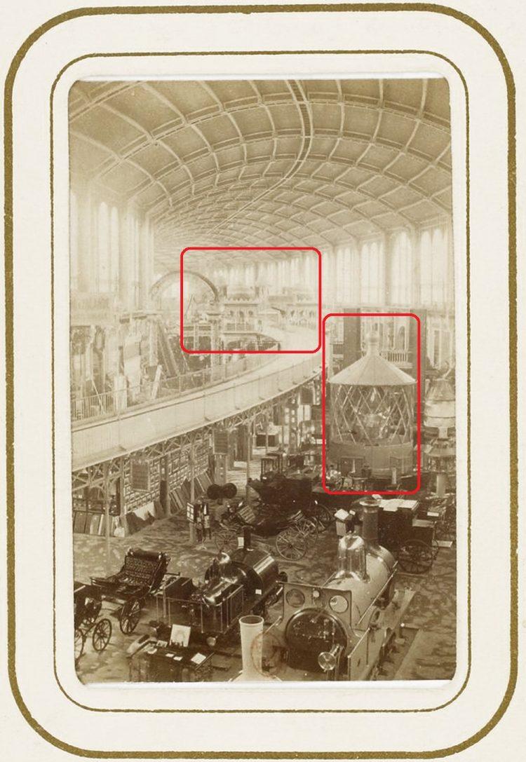 тайны промышленных выставок