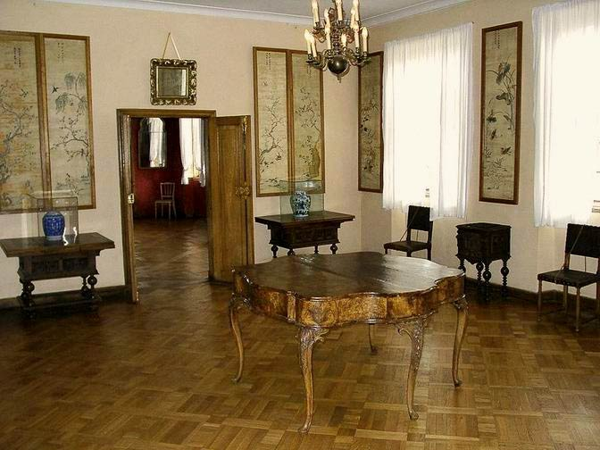 дворец петра