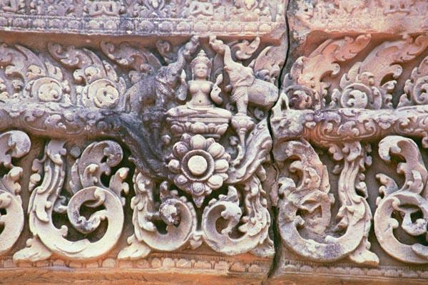 Бантеайсрей, Камбоджа
