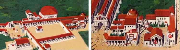 комплекс терм Эфеса