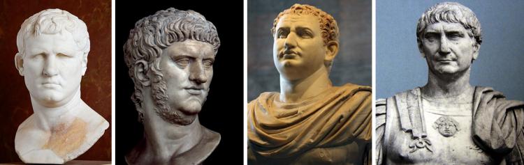 римские императоры-1