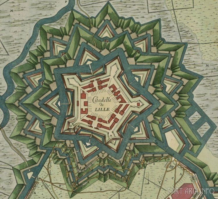 Крепость Лилль