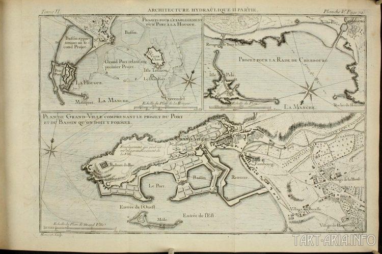 античные порты