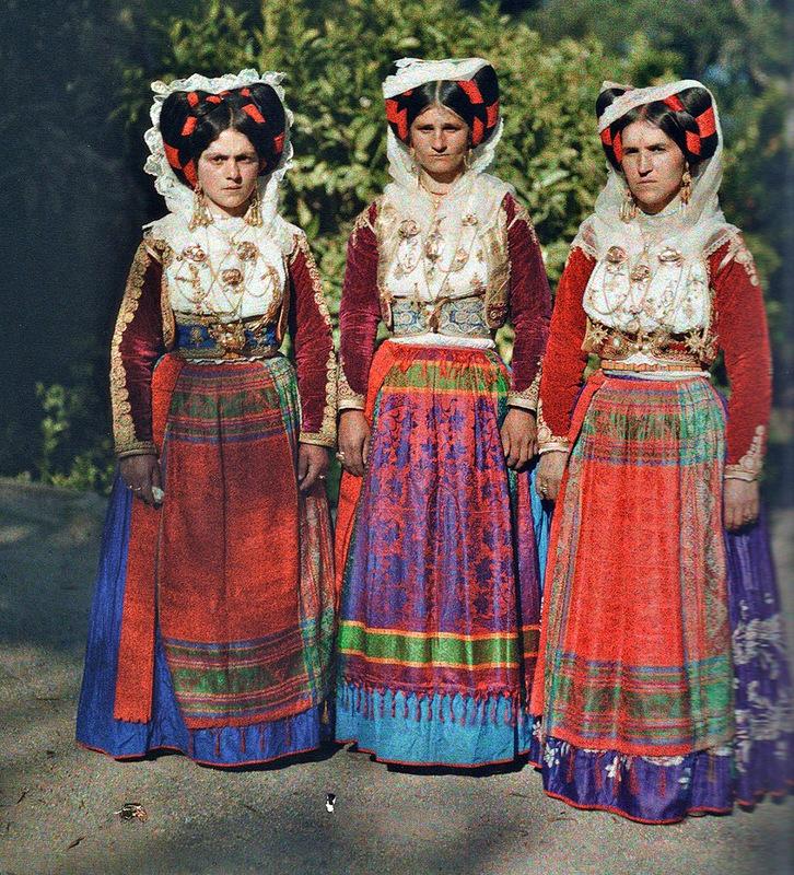 Греция. 1910г.