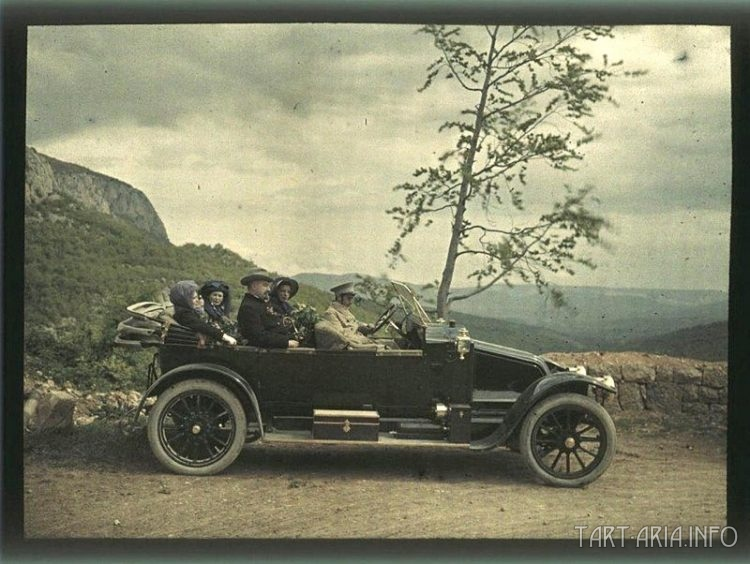 Россия 1914г.