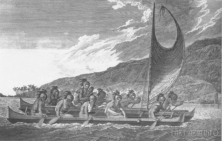 Гавайские навигаторы