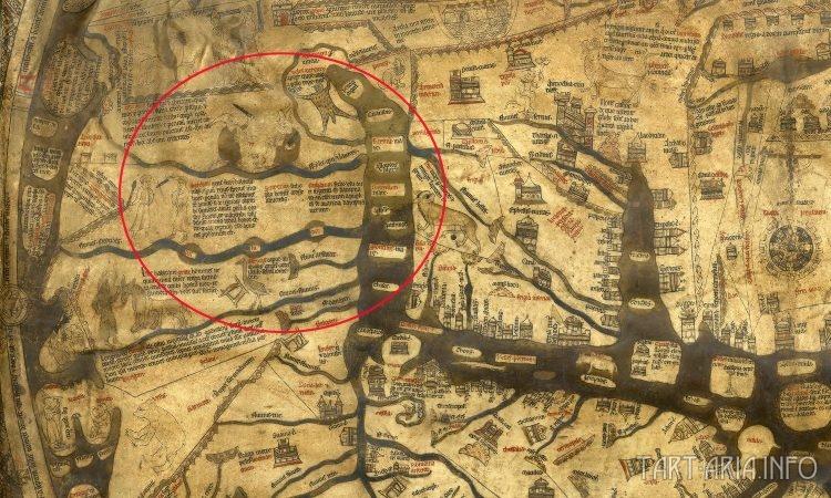 Hereford Mappa